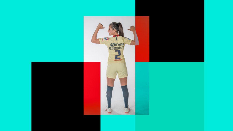Alondra González América Femenil